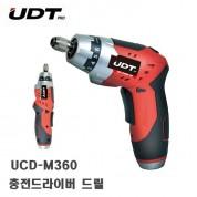 UDT UCD-M360충전드라이버드릴