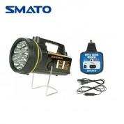 SMATO 스마토 랜턴SM-102 LED 작업등 캠핑등 후레시 비상후레쉬충전식라이트