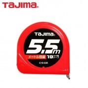 Tajima 타지마 줄자 C19-55K (5.5Mx19mm) 수동