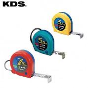KDS수동줄자모음 F13-20BP F16-35BP F19-55BP F25-75BP 2M 3.5M 5.5M 7.5M