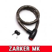 자커  자전거열쇠 ZARKER MK 자물쇠 바이크 사이클 zarker 도난방지 잠금장치 열쇠 ZK 오토바이