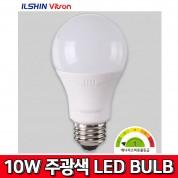 비츠온 LED BULB 10W  ★주광색★  6500K 벌브 전구 조명 전등 전기 램프 비츠온MRO 일신 MEGAMAN 메가맨